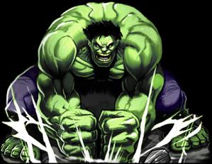Hulk Smash Ego!